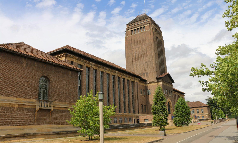 Cambridge University Library.