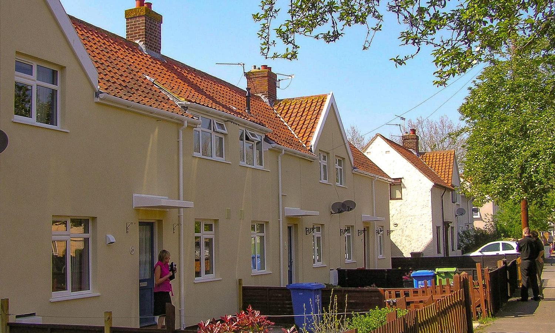 George Borrow Road, Norwich.